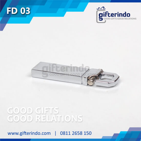 Flashdisk Metal Custom